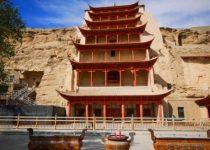 Пещеры Могао, Китай
