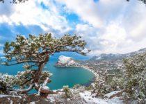 Отдых в Крыму зимой (9 фото)