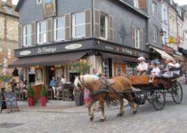 Онфлер, Франция — Начать путешествие с Begin-Journey