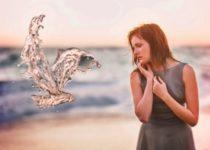 Сидит птица Сирин на теплых ладонях