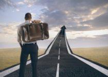 Мужские чемоданы — Начать путешествие с Begin-Journey