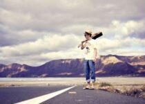 Синее небо любит дальше — Начать путешествие с Begin-Journey