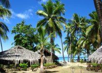 Красочный подводный мир и остров Тавеуни, Фиджи
