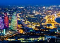 С гидом по Баку