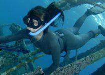 Отдых на море или маски для дайвинга и подводной охоты